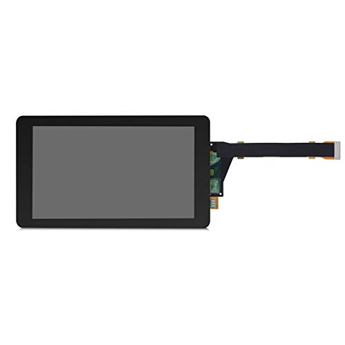 ELEGOO 5.5 Inches 2K LCD Screen, ONLY for Mars Pro 3D Printer, with 2560 1440 Resolution and Tempered Glass Proteciton…