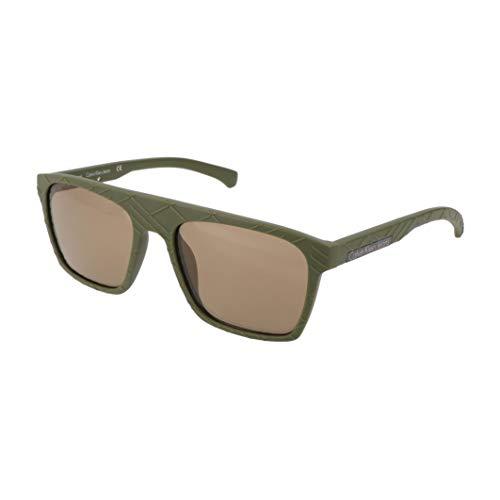 sol Hombre Calvin CKJ798S Verde Gafas NOSIZE de Klein 441IqB