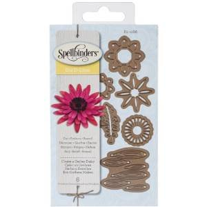 Spellbinders S2-066 Shapeabilities 'Crea - Daisy Shape Die Shopping Results