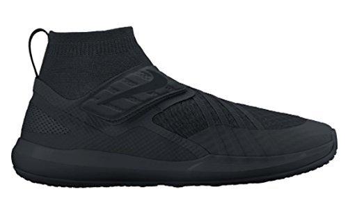 (Nike Men's Flylon Train Dynamic Training Shoe Black/Black 852926-004 (10.5))