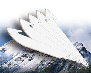 Outdoor Edge Razor-Lite Replacement Blades, 6-Pack