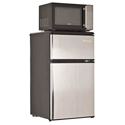 EdgeStar MICREFPLUG 19 Inch Wide 3.1 Cu. Ft. Energy Star Rated Refrigerator and