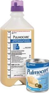 Pulmocare Vanilla Institutional 8 Oz Can Baby Formula