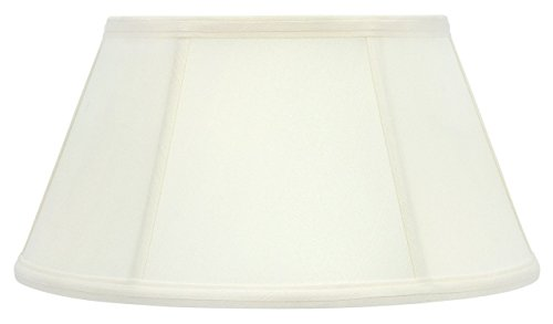 Upgradelights 16'' Eggshell Bouillotte Lamp Shade for Bouillotte Style Lamps or Candle Stick Lamps by Upgradelights (Image #1)