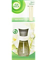 Air Wick Witte Bloemen Riet Diffusers (5 Pack) 25 ml