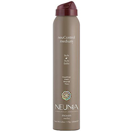 Neuma In Control Hair Spray, Medium, 6 Ounce (Neuma Hair Products)