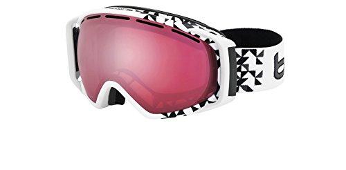 Bolle 21149 Gravity Ski Google, White - Goggles Bolle Ski Gravity