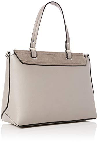 Grey New Roxie Satchel Dark Womens Grey Minimal Satchel Look 6qwCHYqO