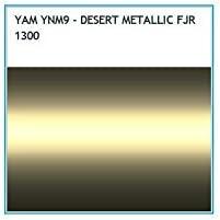 YAMAHA YNM9 DESERT METALLIC FJR 1300 Lackstift set *YAMLYNM9: Amazon.de:  Auto