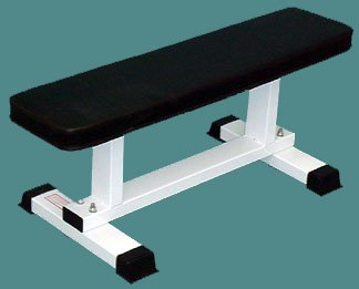TDS Deluxe Professional Flat Weight Bench with 1000 lb. Capacity by TDS