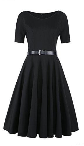 Black Funeral Dresses: Amazon.com