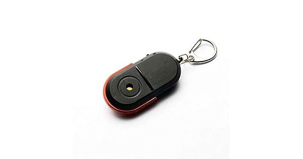 Amazon.com: loukou - Detector de silbato con luz LED, sensor ...