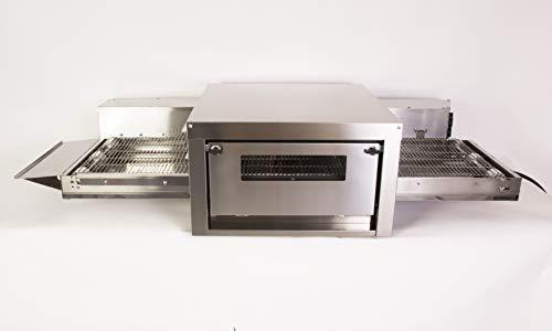 HORNO PIZZA de Cinta Profesional DOSILET TT6600 Eléctrico 6600W Trifásico con REGULADORES de Potencia especialmente diseñado para PIZZA.Hasta 71 pizzas/hora.Ideal PIZZERÍAS y/o SERVICIO DELIVERY: Amazon.es: Industria, empresas y ciencia
