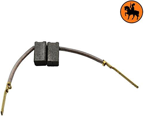 Carbon Brushes for DEWALT DW421 sander -- 6x7x13mm -- 2.4...