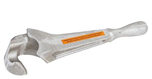 Reed Tool VWALP1 Single-Ended Aluminum Valve Wheel Wrench, 1-3/8-Inch (Aluminum Valve Wheel Wrenches)