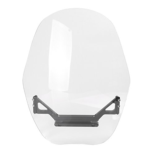 GZYF ABS Motorcycle Front Windshield Windscreen for Harley VRSCF V-ROD MUSCLE 2009-2016 & Night Rod Special -