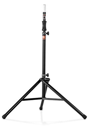 JBLTRIPOD-GA Gas Assist Aluminum Tripod Speaker Stand with Integrated Speaker Adapter by JBL