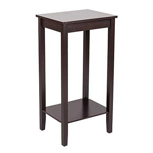 Modern Unique Design Bedside Tall Side End Table Coffee Night Stand Living Bedroom End Table Nightstand Bedroom Storage Sofa Table Organizer Home Decor Parlor Hallway 14.96
