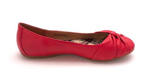 Metedera Red O B Bajo Zapato C Punta Cerrada Mujeres liily de YPwwvqdR