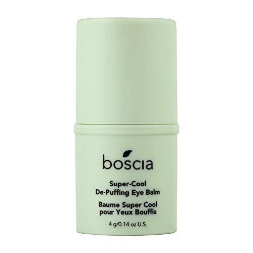 Boscia Super-Cool De-Puffing Eye Balm - Daily Depuffing Eye Balm Stick Treatment, 4g