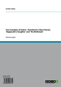 birthmark hawthorne essays