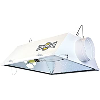 Sun System Grow Lights - Yield Master - Air-Cooled | Single End | Metal  sc 1 st  Amazon.com & Amazon.com : Sun System Grow Lights - Yield Master - Air-Cooled ...