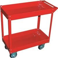 Vulcan TC4102 2-Shelf Service Cart, 242 lb
