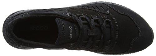 ECCO Women's Terrawalk Low Rise Hiking Boots, Grey Black (Black/Black 51052)