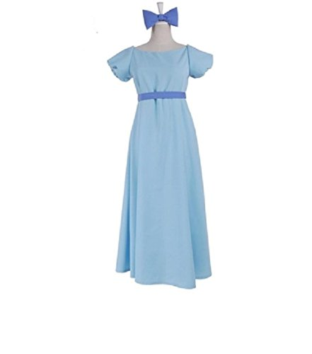 Barfest Women Costume Dresses Short Sleeve Princess Cosplay Party Fancy Maxi Dress for $<!--$38.99-->