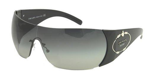 Amazon.com: Prada spr16h Color 1 ab5d1 Gafas de sol: Clothing