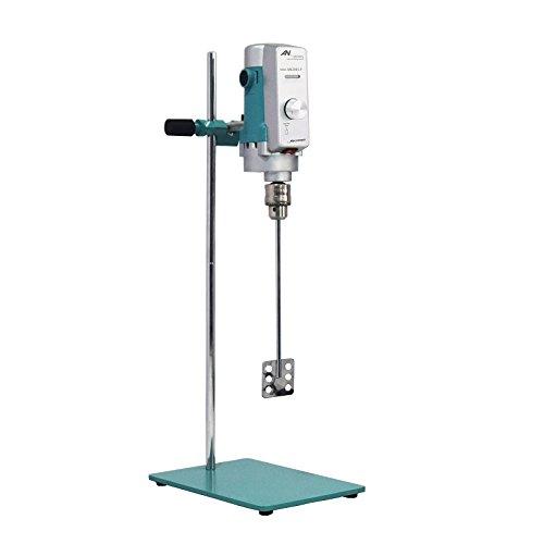 AM300S-P Lab Electric Mixer Lab Mixing Machine Laboratory Agitator Electric Blender Speed Range 100~1800 rpm Stirring Capacity 50~40000ml(water) B071D5WC7X