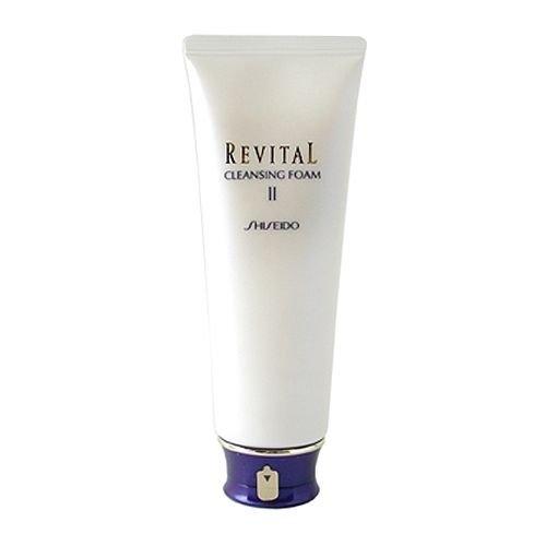 Shiseido Revital Cleansing Foam - Shiseido Revital Cleansing Foam Ii 4.4oz, 125g Skincare Cleanser
