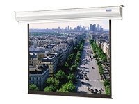 Da-Lite Contour Electrol VIDEO FORMAT - Projection screen (motorized, 120 V) - 100 in ( 254 cm ) - 4:3 - Matte White