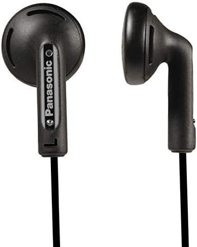 Panasonic Rp Hv 094 E K In Ear Kopfhörer Schwarz Elektronik