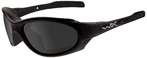Wiley X XL-1 Advanced Sunglasses, Smoke Grey, Matte Black