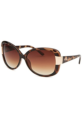 (Kenneth Cole Reaction Women's KC1251 Havana/Other/Gradient Brown One Size )