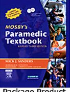 Mosby's Paramedic Textbook - Revised Reprint - Text, Workbook and VPE Package