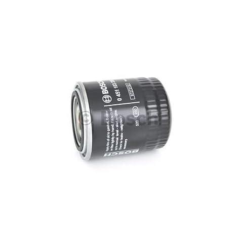 Amazon.com: Bosch filtro de aceite se adapta a Scania P G R ...
