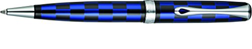 Diplomat Excellence A Rome Black/Blue Mechanical Pencil by Diplomat