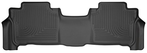 Husky Liners 2nd Seat Floor Liner Fits 13-16 LX570/Land Cruiser (Diesel Land Cruisers)