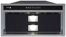 Fagor AF2-647NA - Grupo filtrante 53cm vidrio negro clase de eficiencia energetica a: Amazon.es: Hogar