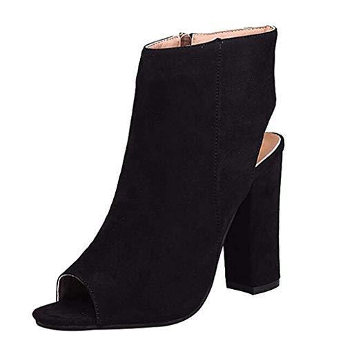 Minetom Women's Spye Astro Boot Black 8 B (M) US