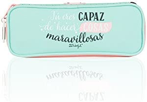Mr. Wonderful - Portatodo, 22 x 5 x 8 cm (SAFTA 821556752): Amazon.es: Equipaje