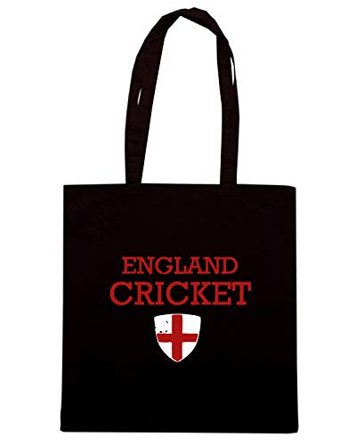 Speed Shirt Borsa Shopper Nera OLDENG00475 ENGLAND CRICKETS