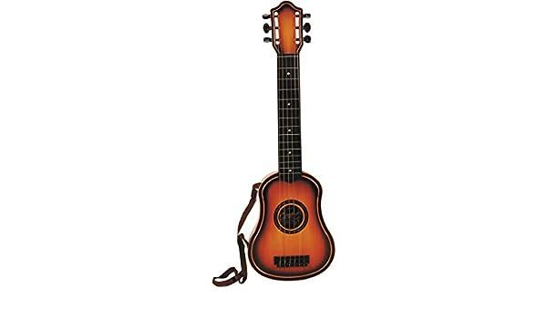 PEQUEBANDA Instrumento Musical Guitarra Española 63x20x4.5cm ...
