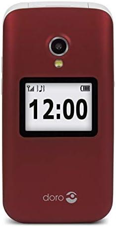 Doro 2424 (Rojo/Blanco): Doro: Amazon.es: Electrónica