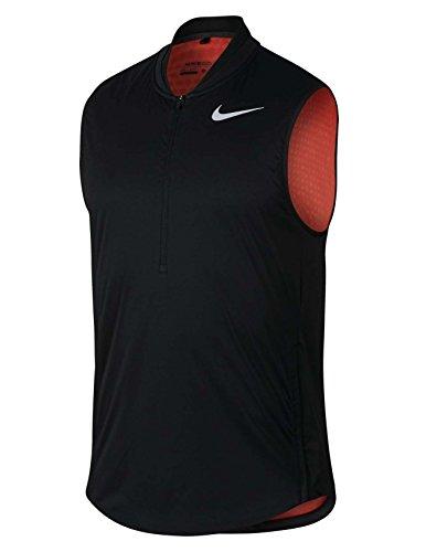 Golf Vest - Nike AeroLayer Men's Golf Vest-Large (010)