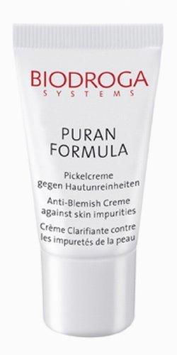 Biodroga Puran Formula Anti-Blemish Cream - .5 oz
