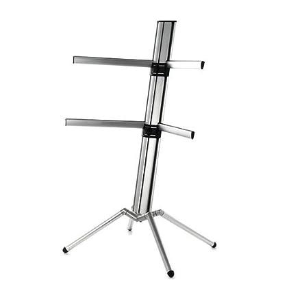Amazon.com: SOPORTE TECLADO - Konig & Meyer (18850) Spider (Para 2 Teclados) Regulable (Aluminio Ligero): Musical Instruments