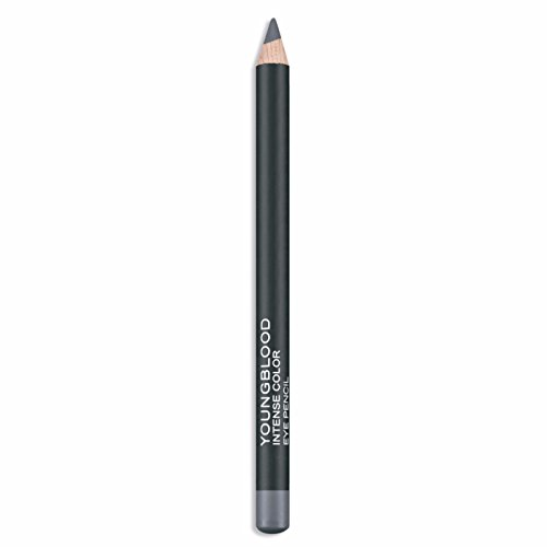 Youngblood Intense Eye Color Pencil, Slate, 1.1 (Eyeliner 1.1g Pencil)